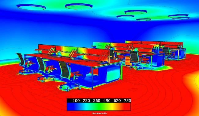 Vrvis Lighting Simulation For Planning