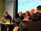 Podiumsdiskussion der Visual Computing Trends 2017
